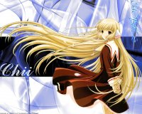 Wallpaper Chobits