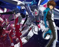 Wallpaper Gundam Seed - Destiny