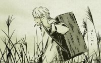 Wallpaper Mushishi
