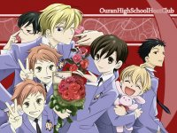 Fond d'écran Ouran High School Host Club