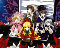 Wallpaper Rozen Maiden