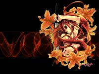 Wallpaper Shakugan no Shana