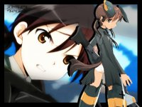 Wallpaper Strike Witches